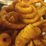 Don't forget the curly fries