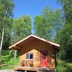 Talkeetna Chalet Picture