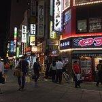 Ausgehviertel in unmittelbarer Nähe in Shinjuku