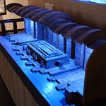 The model of the Wangjiang's tomb