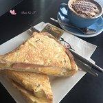 Great food & nice coffee