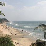 Varkal beach