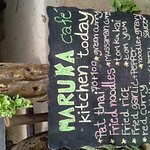 Lovely Maruka's Café @ Clayzy House.