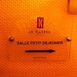 Photo de Le Kleber Hotel