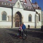 Photo de Blue Bike Zagreb Cycling Tours