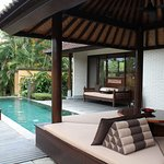1bd pool villa