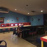 What an awesome kid friendly restaurant with great food and prices. Will definitely be back. Our