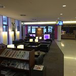 Lobby und Hotelbar