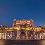 Emirates Palace Fountains