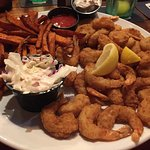 More shrimp than you can shake a stick at!
