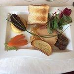 Duo foie gras