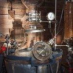 Penninger Schnaps-Museum Gläserne Destille