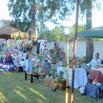 Feria Artesanal en los Jardines de Sureña en Navidad.