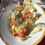 Sand salad