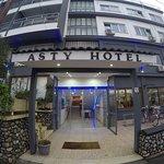 Foto van Asty Hotel