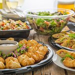 We offer a free banquet room for your party needs.