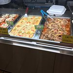 Cuban sandwich, maduros, tamales, ropa vieja, puerco. Great food for a great price. Definitely a