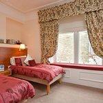 Deluxe Twin Bedded Room, with en-suite