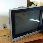 La televisión no servía.