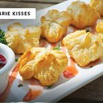 Prepare to be kissed...Brie kisses that is!