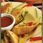 Enjoy hot appetizer and drink specials during Happy Hour everyday 3:00pm - 5:30pm!