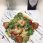 Authentic Italian Seafood Dishes