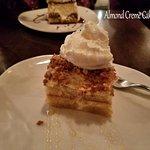 Almond Creme cake