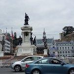 Valparaiso's Gate (La Puerta de Valparaiso) Foto