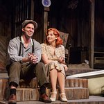 Bonnie & Clyde- September 9- October 2, 2016 at Garden Theatre