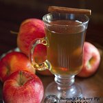Apple Cider from Summit Hickory Pit BBQ.