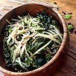Soba Wakame Salad
