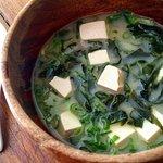 Organic Miso soup