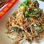 Vegan GF Buddha salad