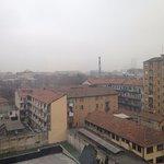 в декабре туман((