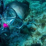 Emily 15 loving her dive