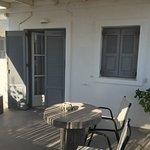 Honeymoon suite , Milos Bay suites September 2016