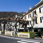 Hotel Posta-Moltrasio ( Como-Italy) and its Veranda Restaurant