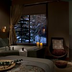 Chill Spa Treatment Room at Hotel Terra Jackson Hole