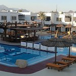 Pool Area & Rooms View