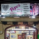 Pepes Taco in Puerto Vallarta, MX