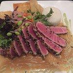Yellowfin Tuna. Delicious!!!