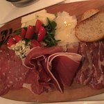 Artisan Cheese and Salumi Platter