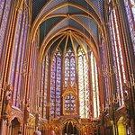 Paris, France, Sainte Chapelle