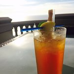 Iced Tea with a View