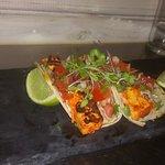 Haloumi Tacos