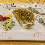 Pesce Crosta Pistacchia