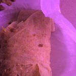 Goat Curry Roti