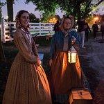 Mahaffie Historic Reenactors