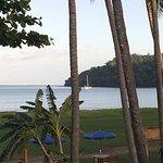 Foto de Tambor Tropical Beach Resort