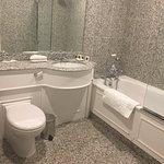 Bathroom in Superior room